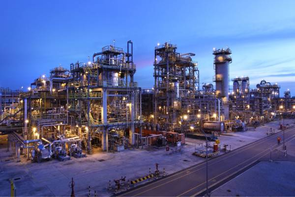 Petrochemical & Refineries Industry