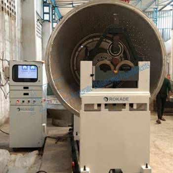 End Drive Horizontal Balancing Machines