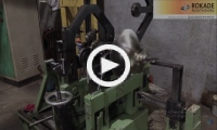 Dynamic Balancing Services IHI COMPRESSOR ROTOR - ROKADE video